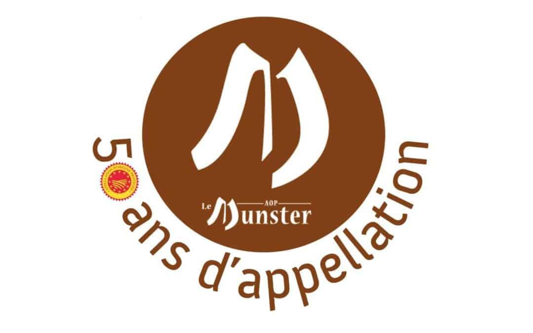 L'AOP Munster fête ses 50 ans les 9 et 10 novembre 2019